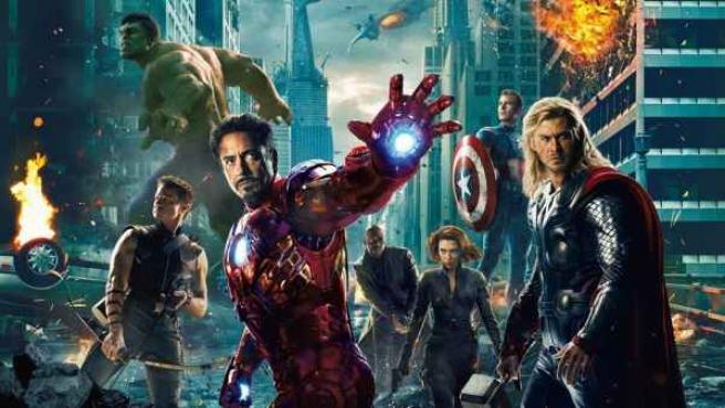 Los primeros superhéroes protagonistas de Marvel al completo.