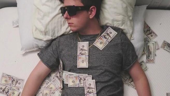 millonario adolescente de bitcoin como los bitcoins ganan dinero
