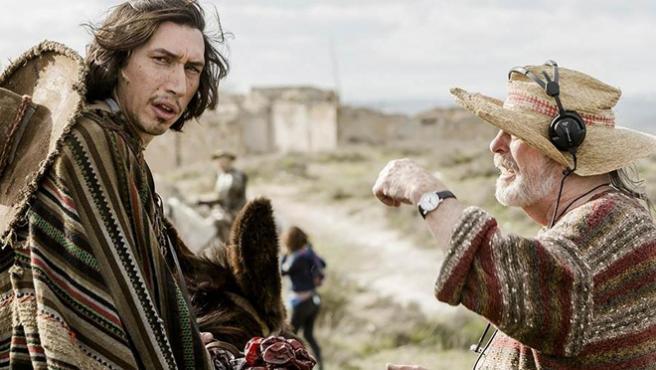 El giro que faltaba: Terry Gilliam pierde los derechos de 'El hombre que mató a Don Quijote'