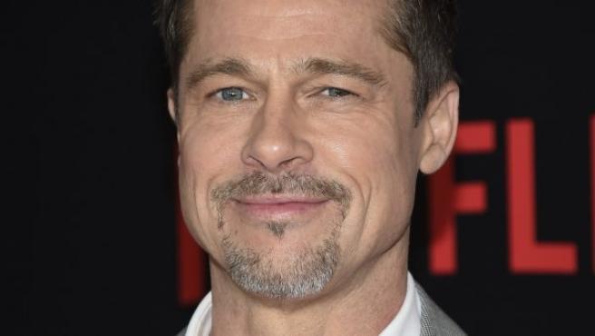 El actor Brad Pitt.