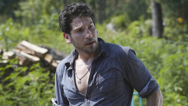 Jon Bernthal vuelve a 'The Walking Dead'