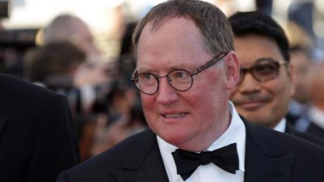 El director y ex jefe creativo de Disney-Pixar, John Lasseter.