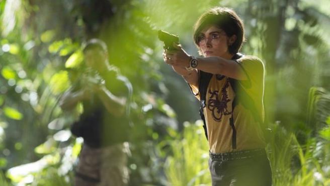 Un personaje de 'Jurassic World: El reino caído' es lesbiana (pero no lo viste en la película)