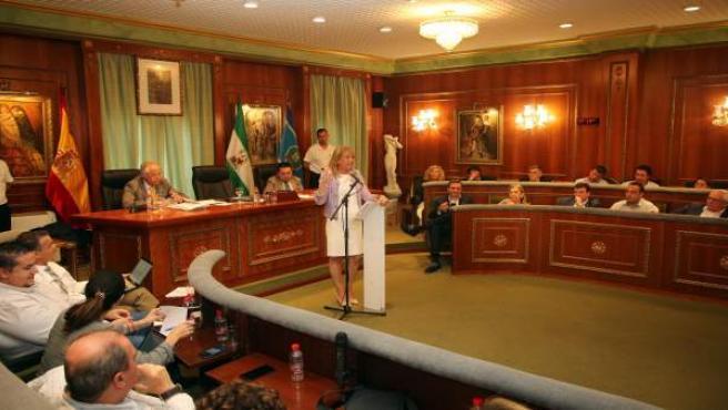 Pleno del Debate del Estado de la Ciudad de MArbella