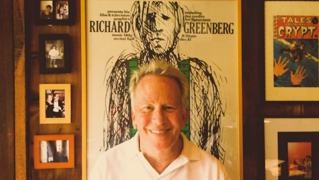 Muere Richard Greenberg, diseñador de los créditos de 'Alien', 'Superman' y 'Matrix'