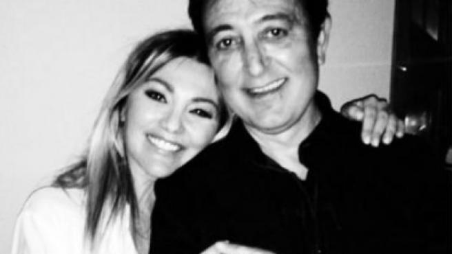 Los cantantes Amaia Montero y Manolo García.