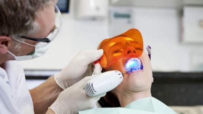 Imagen de archivo de una clínica dental.