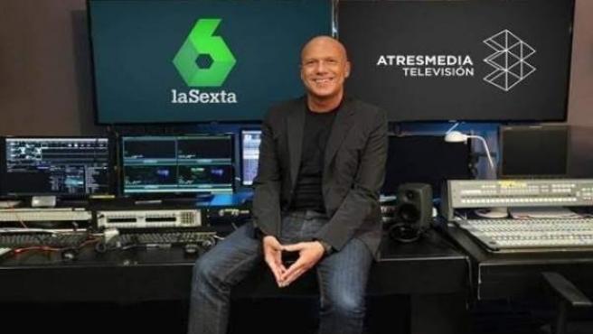 Atresmedia Televisión ficha a Alfonso Arús