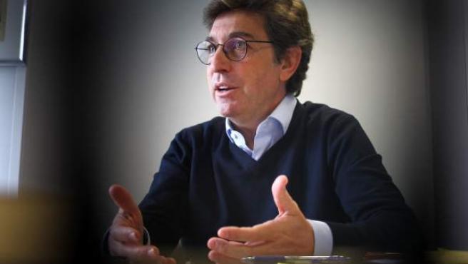 El profesor de Ciencia Política de la Universidad Rey Juan Carlos Rogelio Alonso.