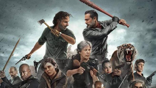 Confirmado: 'The Walking Dead' saltará en el tiempo