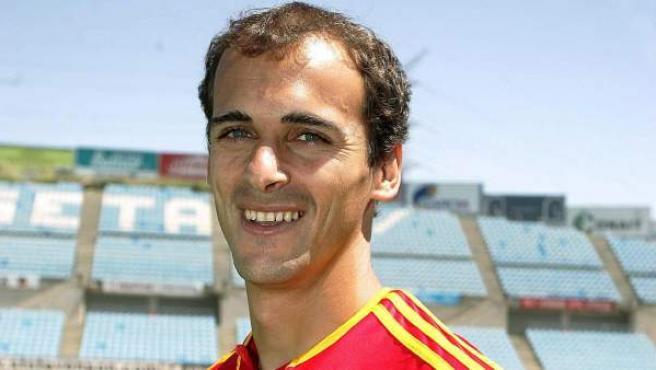 El exfutbolista Mariano Pernía.