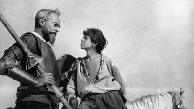 Kozintsev, G. (director), 1957: Don Kikhot. Moviestore collection Ltd / Alamy Stock Photo.