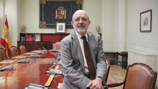 El nuevo director general de la Guardia Civil, Félix Azón.