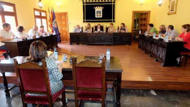 El Ayuntamiento de Tarazona ha celebrado hoy pleno ordinario