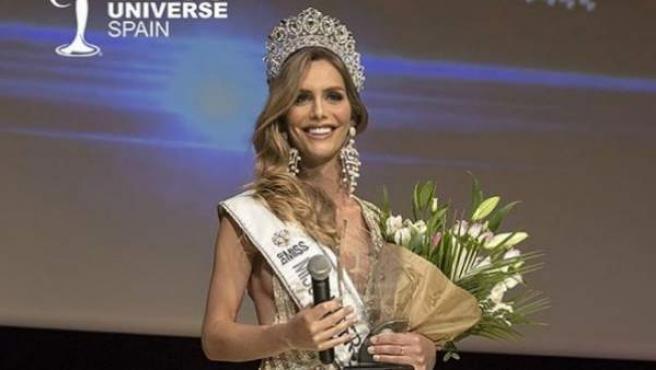 Ángela Ponce, ganadora de Miss Universo España 2018.