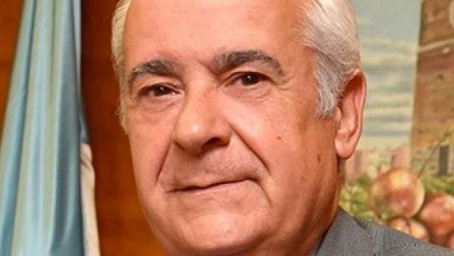 Carlos Ruipérez (Ciudadanos), alcalde de Arroyomolinos.