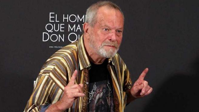 """""""Soy una negra lesbiana"""": Terry Gilliam defiende la poca diversidad de los Monty Python"""