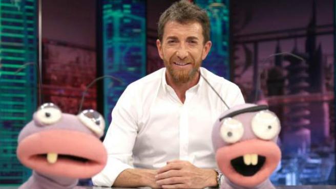 Pablo Motos presenta 'El Hormiguero 3.0' con Trancas y Barrancas