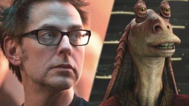 """""""Id a terapia"""": el consejo de James Gunn para los fans tóxicos de 'Star Wars'"""