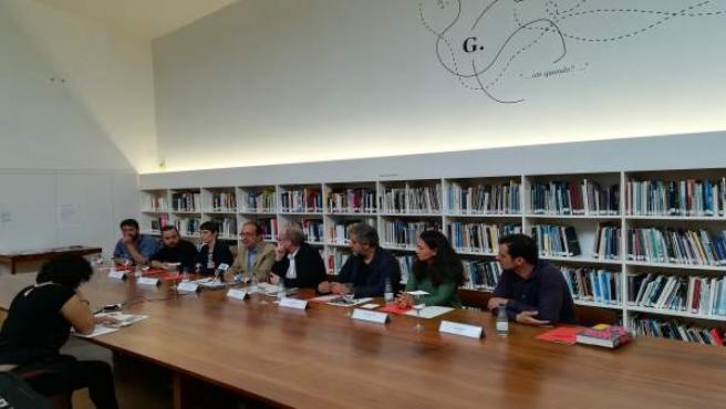 Anxo Lorenzo, Santiago Olmo y seis artistas presentan la nueva exposición
