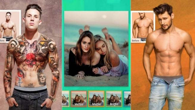 Apps Para Retocar Cara Y Cuerpo En Fotos O El Afán Por Falsear La Realidad En Instagram