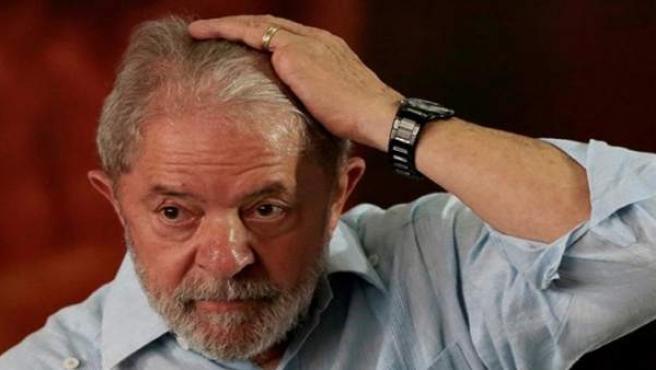 El expresidente de Brasil, Lula da Silva, en una imagen de archivo.