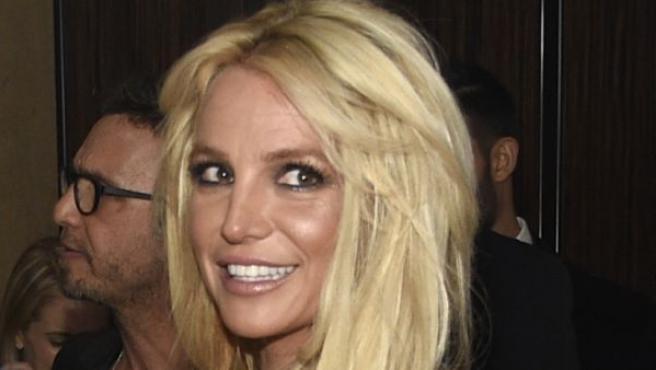 La cantante Britnet Spears.