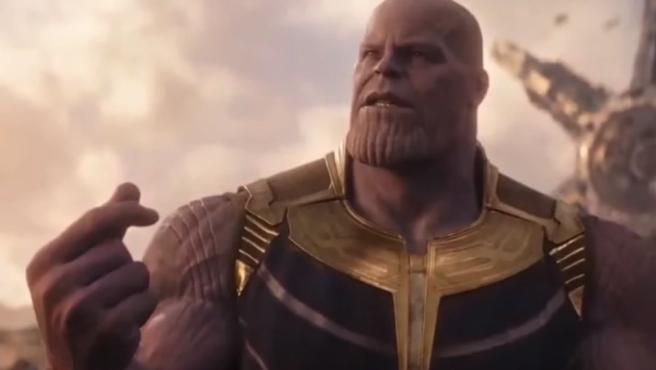 [Vídeo] Thanos chasquea los dedos para aniquilar a sus seguidores en Reddit