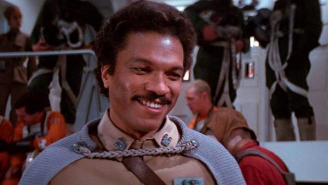 Billy Dee Williams como Lando Calrissian.