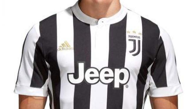 Montaje de Cristiano Ronaldo con la camiseta de la Juventus, tras hacerse oficial que deja el Real Madrid.