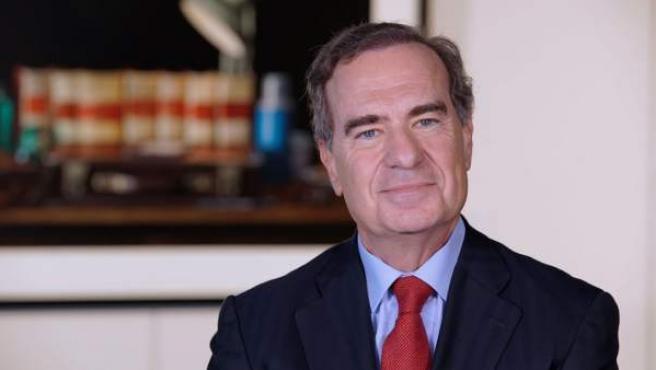 José Maria Alonso, candidato a la presidencia del ICAM.