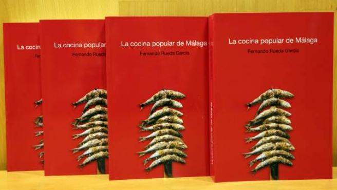 Libro sobre cocina popular editado por la Diputación de Málaga