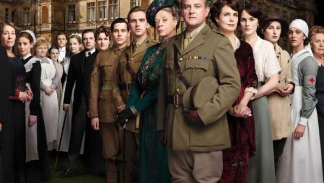 La serie reflaja la vida de una importante familia aristócrata británica.