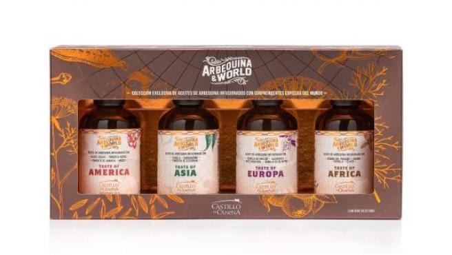 Arbequina&World