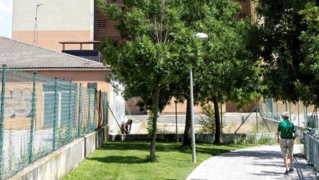 magen de la calle Francisco Mendizábal de Valladolid.
