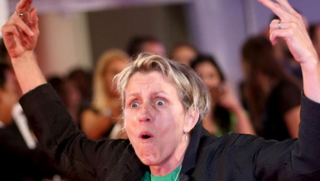 Frances McDormand dice no a la película del Joker