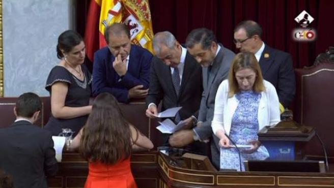 El Congreso elige a sus seis consejeros de RTVE