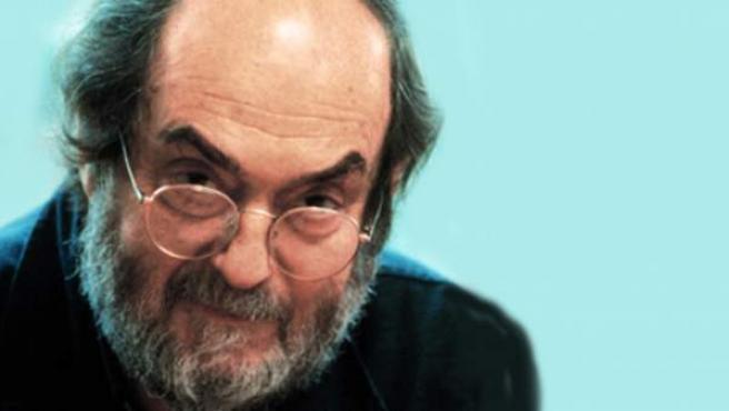 El director Stanley Kubrick.