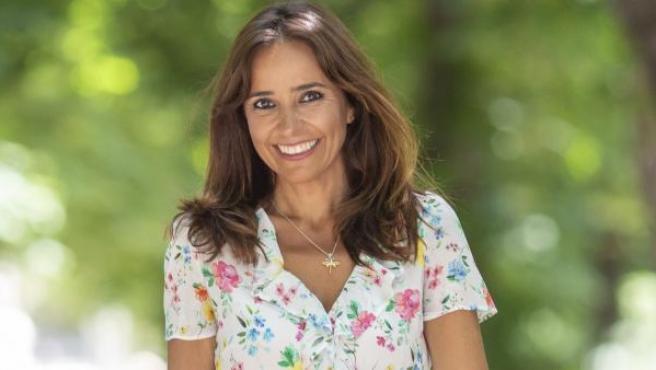 Carmen Alcayde, en las imágenes promocionales del programa.