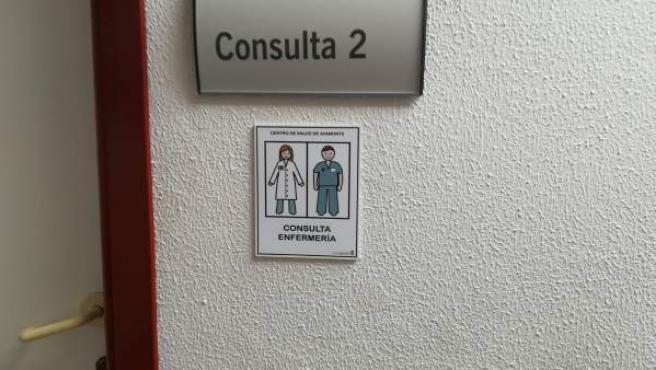 Centro de salud de Ayamonte, primer premio de un concurso de alfabetización.