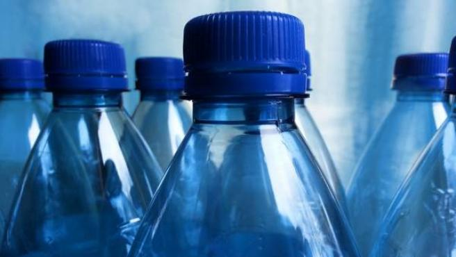 Agua embotellada, en una imagen de archivo.