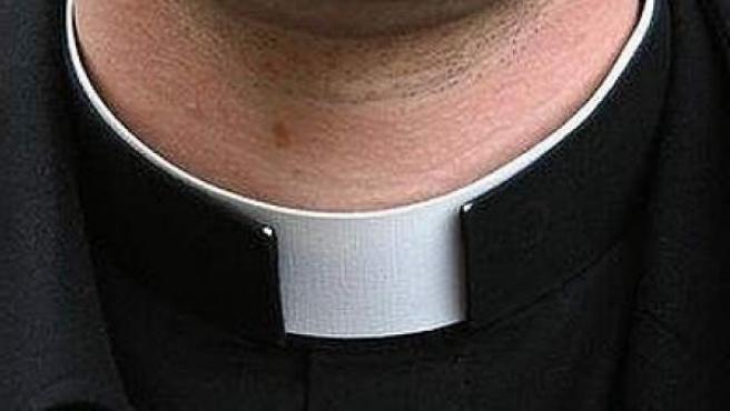 Imagen de archivo de un collar.