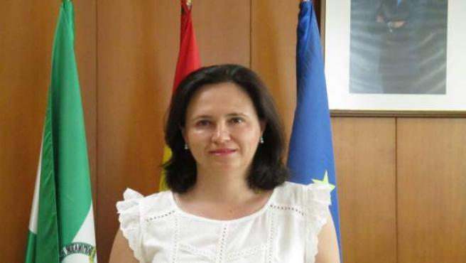 La delegada de Fomento y Vivienda de la Junta en Córdoba, Josefina Vioque