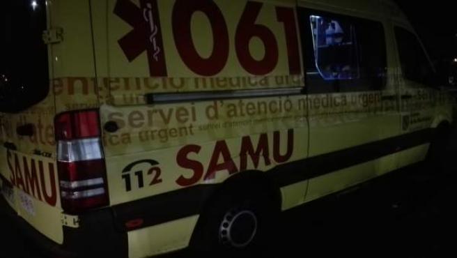 Ambulancia, SAMU, 061, recurso