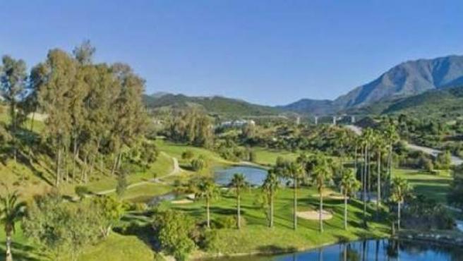 Green Golf Antequera Golf