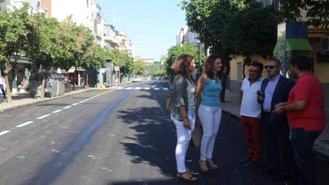 [Sevilla] Nota De Prensa Obras Macarena