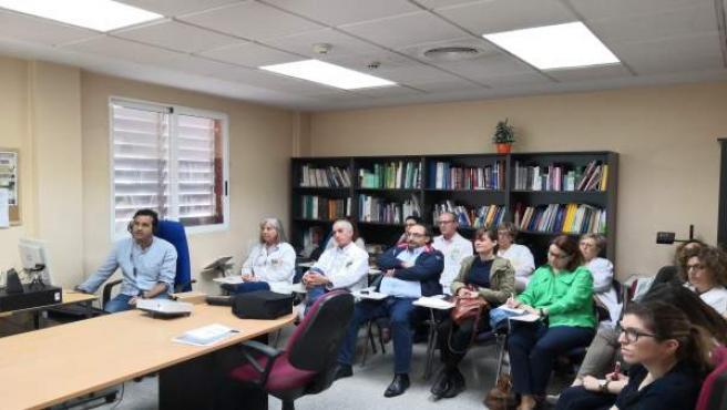 DavTodos los médicos de Atención Primaria de 72 centros de salud se forman