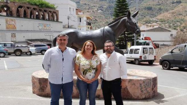 Arenas diputados del PSOE chicón yuste y pérez