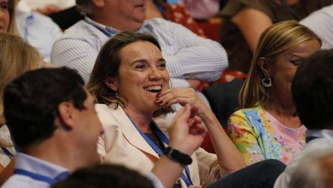 21/7/18.- Congreso Pp En , Madrid, España. Photo: Cesar Cebolla / Alfaqui