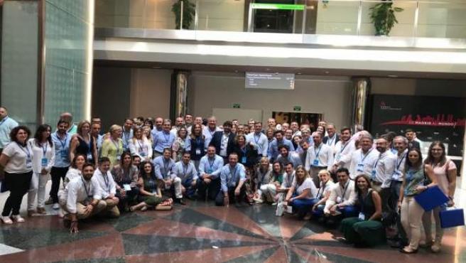Delegación de Murcia en el Congreso Nacional del PP
